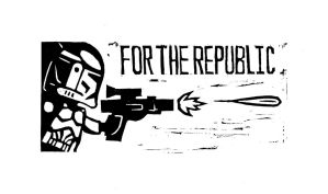 for the republic by monkeypoke