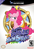 Super Pinkie Sunshine by nickyv917