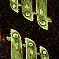 Space Razors by offermoord