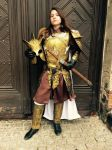 Kingsguard's armor by ThNightingaleCosplay