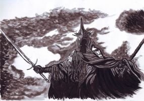 Witch King by Gauze85