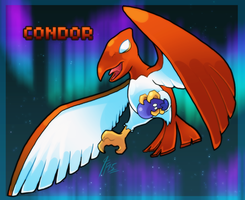 IC 30th Anniversary - Day 7 - Condor by TamarinFrog