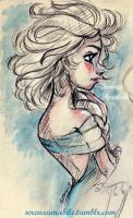 elsa. by SerenaAmabile