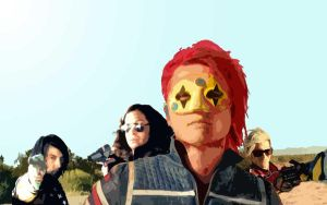 MCR - Look alive Sunshine by ApertumCodex