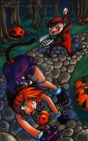 Happy Halloween by GarbageLicker