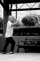 Tai chi by AndrewToPhotography