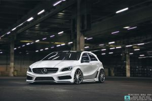 2013 Mercedes Benz A-Class by Sk1zzo