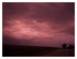 Stormy Night by DayDreamsPhotography