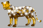 Golden Lioness OPEN AUCTION by Tori-Eclipse-Adopts