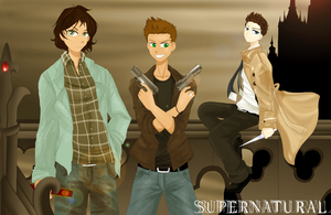 Hells Angels - Team Free Will by Martyna-Chan