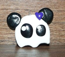 panda head by Eirini666
