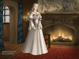 Jane Seymour's nightgown by LadyBolena