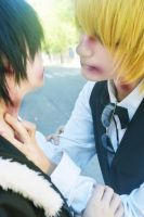 It hurts, darling~ - Shizaya cosplay by Pepa-sama