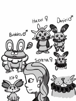 Syndication Nuzlocke concept art 2 by Dachampster