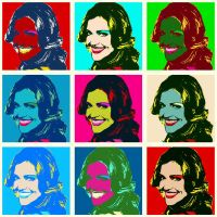 Tricia Helfer, a new Marilyn by tibots