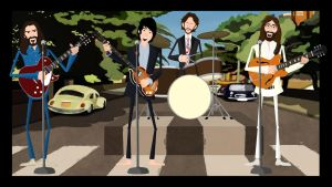 Abbey Road by Cranimation