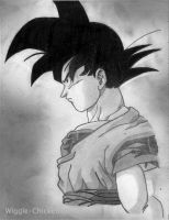 Goku Remake...again by COOKEcakes