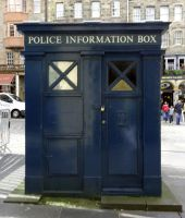 Police Box 02 by cemacStock