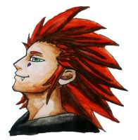 Vampire Axel by AxelFlame8