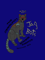 Jag bots Concept  WIP by Bloodstainedhowl