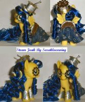 My Little Pony Custom Steam Junk by Ember-lacewing