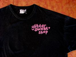 Glitter Sweatshop - FRONT by Destiny-Carter
