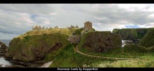 .Dunnottar Castle. by SnapperRod