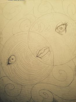 WIP - The Sun and Moon's Eternal Dance by janewillow1