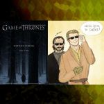 Going to Dorne! by sketchditto