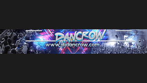 DanCrow-Abstract-Banner-Layout V2 by kviahh