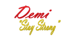 demi stay strong2 png by krtes2703