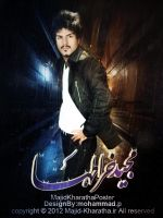 majid kharatha poster by Mohammad-GFX