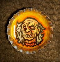 Bottle Cap Monster - Stitches by Mr-Mordacious