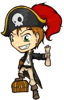 Captain Dreadskull by gryphflame