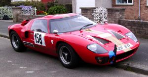 Ford GT40 by Jeek-the-other-one