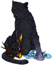 Animated Panther for DSB Admin by Java-Wolf