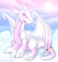 Yuki in the Snow by Pigeona