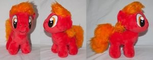 Summer Sun OC - Plush by TadStone
