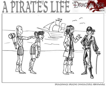 DAO: A pirate's life by SoniaCarreras