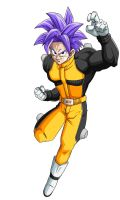 Dragon Ball New Project 3 by Starlight-Z