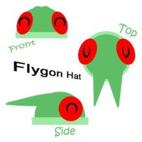 Flygon hat 4Contest by Flylend