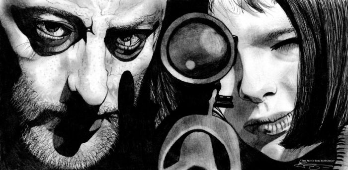 Leon: The Professional by Beauchal