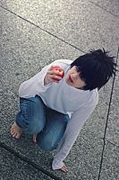 L Death Note 'I broke apart my insides' by Hirako-f-w