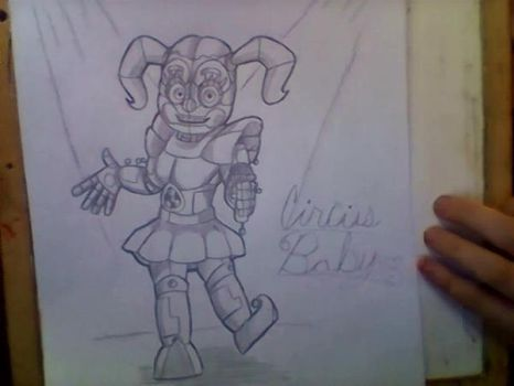 Circus baby by Casey02kelly