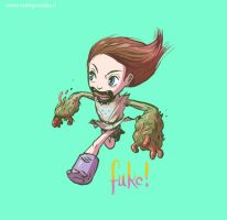 fukc girl desu ne by Dian3