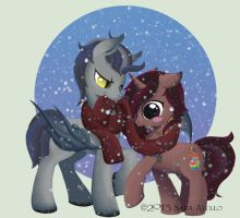 Merry Winter!...again. by YellowRavenInk