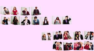 Glee Wallpaper Number3 by schmeggles