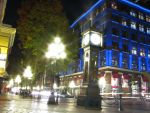 Steam Clock in Gastown by UberPickleMonkey