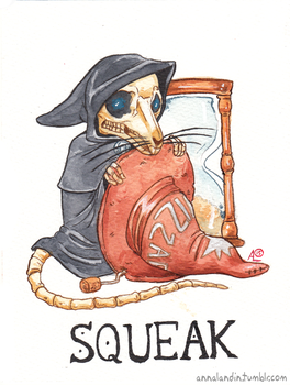 A Tribute to Terry Pratchett by smokewithoutmirrors