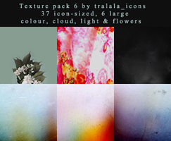 Texture Pack 6 by deviant-glow